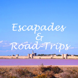 escapades et road trips
